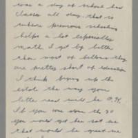 1942-09-21 Lloyd Davis to Laura Davis Page 1