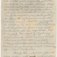 1917-07-06 Bob Browning to Karl Hoffman Page 4