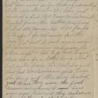 1918-05-11 Harvey Wertz to Mrs. L.A. Wertz Page 2