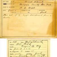 Thomas Wilmer Dewing, egg card # 830u