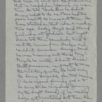 1943-04-18 Laura Davis to Lloyd Davis Page 2