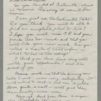 1942-10-21 Susie Hutchison to Laura Frances Davis Page 1