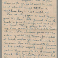 1918-08-18 Daphne Reynolds to Conger Reynolds Page 5