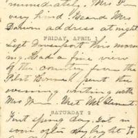 1864-03-31 -- 1864-04-02