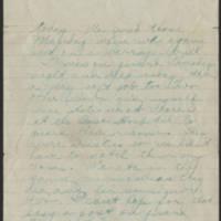 1918-06-06 Thomas Messenger to Mr. & Mrs. N.H. Messenger Page 5