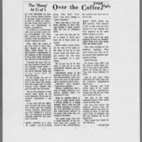"1971-05-16: """"Des Moines Register Article: """"The 'Sheep' At U of I"""""