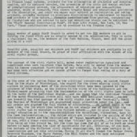 1964-07-16 NAACP Newsletter, Fort Madison Branch, Page 2