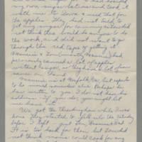 1942-09-14 Susie Hutchison to Laura Frances Davis Page 2