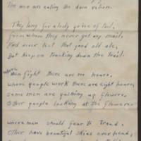 1945-03-11 Cpl. Hal D. Longer to Dave Elder Page 2