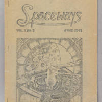 Spaceways, v. 3, issue 5, whole no. 21, June 1941