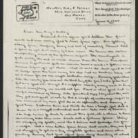 1944-06-04 John Graham to Mr. & Mrs. King R. Palmer Page 1