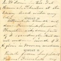 1864-03-19 -- 1864-03-21