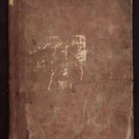 Frances Collins cookbook, 1825-1846