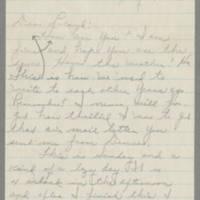1942-07-19 Rose to Lloyd Davis Page 1