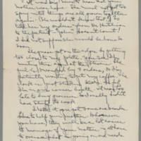 1941-11-25 Laura Davis to Lloyd Davis Page 2
